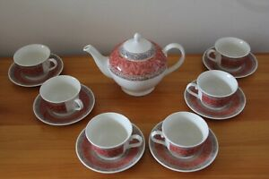 CHURCHILL - PORTS OF CALL - ZARAND- various Tea Set items