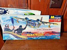 Monogram Plastic Model Kit Sa-16B Albatross Air Rescue Amphibian