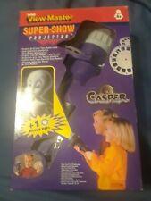 VIEWMASTER CASPER SUPER SHOW PROJECTOR-RARE VINTAGE  1996