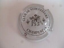 capsule Club des viticulteurs, bl