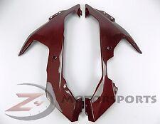 BLEMISH 2007 2008 R1 Lower Bottom Belly Pan Cover Fairing 100% Carbon Fiber Red