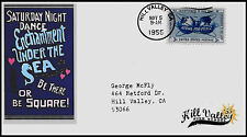 Back to the Future McFly Enchantment Under The Sea Dance Collector Envelope *171