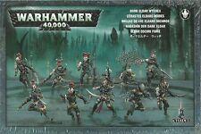 Wyches - Dark Eldar - Warhammer 40,000 - Games Workshop Miniatures by Alliance