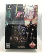 Biohazard 6 Special Package (Sony PlayStation 3 2013 JP) Brand new