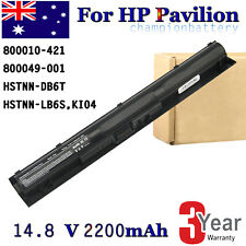 4-cell Laptop Battery for HP 800049-001