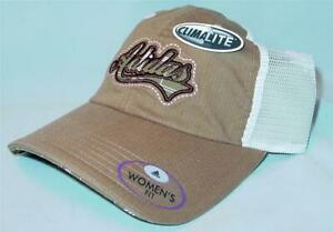 Too Cute! New Adidas Climalite Women's Mesh Back Trucker golf tennis Hat B157
