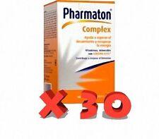 PHARMATON COMPLEX 30 CAPSULAS  CON MONOVARSALUD en la 2ª unidad ENVIO gratis
