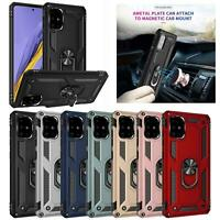 Hybrid Shockproof Armor Cover Case For Samsung Galaxy A11 A21S A41 A51 A71