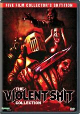 Violent Shit Collection DVD Synapse Andreas Schnaas trilogy classic gore