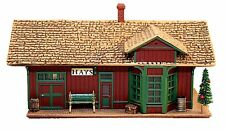 Hallmark Hays Train Station The Sarah Plain and Tall Collection Dated 1994