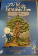 ENID BLYTON ENCHANTED LANDS - THE MAGIC OF THE FARAWAY TREE DVD SEALED KIDS