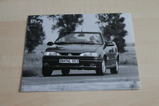 SV0749) Renault R 19 Cabrio Pressefoto 1992