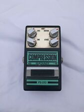 GUYATONE PS-010 COMPRESSION SUSTAINER - FREE NEXT DAY DELIVERY IN THE UK
