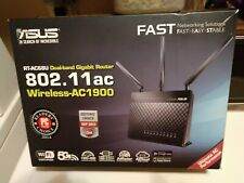 Asus RT-AC68U Dual-band Wireless Router AC1900 802.11ac