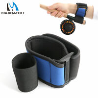 Maxcatch Neoprene Fly Fishing Wrist Support Soft Elastic Cushion Attachment