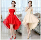 New Fashion Formal Wedding Prom Party Bridesmaid Evening Ball Gown Dress