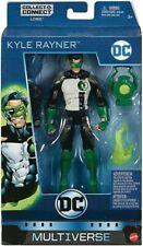"2018 DC Mattel Toys Multiverse Lobo BAF Kyle Rayner 6"" Action Figure MIB Lantern"