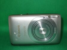 Canon PowerShot Digital ELPH SD1400 IS / IXUS 130 14.1MP Digital Camera - SILVER
