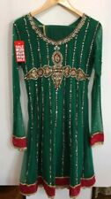 Ethnic Anarkali Indian Pakistani Salwar Kameez Designer Dress Bollywood kundun