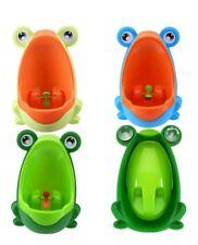 Frog Kids Potty Toilet Training Children Urinal For Boys Pee Trainer Bathroom US