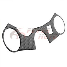 Carbon Fiber Style Yoke Protector Sticker Cover For Suzuki GSXR 600 750 06-09 FM