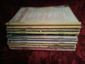 Readers Digest Reading Copy Lot 1945