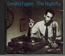 "DONALD FAGEN ""THE NIGHTFLY"" GARY KATZ CD LAZERUS STEELY DAN RARE ISRAELI EDITION"
