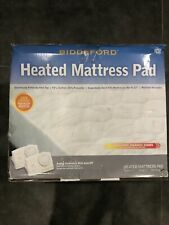 Biddeford Heated Matteess Pad CAL KING BRAND NEW GREAT DEAL FAST SHIPPING