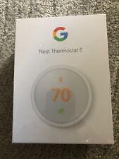 Nest T4000ES Thermostat E - White