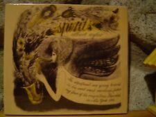 ALBERT AYLER Spirits CD/1964 Free Jazz/Sunny Murray/Henry Grimes/ESP Disk/OOP CD