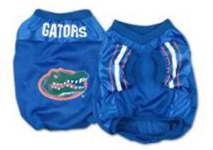 FLORIDA GATORS Dog Sports Football Jersey CLEARANCE CLOSE OUT