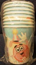 Vintage M&M's Party Paper Cups, MINT IN BAG!, 1991!