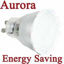 Aurora Energy Saving 7W CFL Bulb Lamp PAR16 GU10 - Daylight 6400K