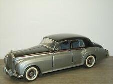1955 Rolls Royce Silver Cloud I - Franklin Mint 1:24 *42045