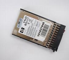 HP 146gb Servidor Disco Duro HDD Disco Duro SAS 2,5 pulgadas eg0146fawhu