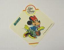 VECCHIO ADESIVO / Old Sticker DISNEY HOME VIDEO TOPOLINA Minni Minnie (cm 8x8)
