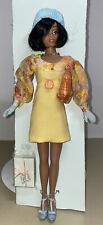 """The Mod British Birds """"DAISY IN PICCADILLY"""" Vinyl AA DOLL On Original Card. NEW!"""