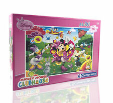 Clementoni Puzzle Disney Minnie Maxi 30 Teile Mickey Mouse Clubhouse ab 3 Jahre