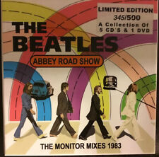 BEATLES  Abbey Road The Monitor Mixes>>5CD/1DVD/20 Page Booklet