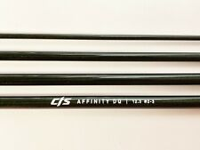 """New listing Cts 11'0"""" 2/3 Wt. Trout Spey Two Hand Switch Fly Rod Blank Dark Golden Olive"""