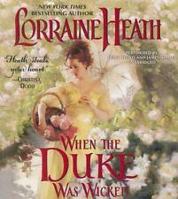 The Scandalous Gentlemen of St. James: When the Duke Was Wicked by Lorraine...