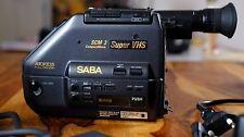 SABA SCM 3 S-VHS-C Camcorder Kamera Handycam