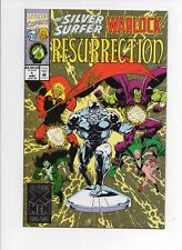 Silver Surfer Warlock Resurrection #1 first print Marvel (1993) Jim Starlin