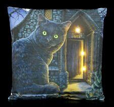 LED Kissen mit Katze - What Lies Within - Lisa Parker Dekokissen Zierkissen