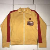 Vintage! Kodak Flim Jacket 100% Nylon Men's Size Small 80s 70s Float Team