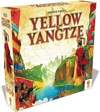 YELLOW & YANGTZE BOARD GAME BRAND NEW & SEALED