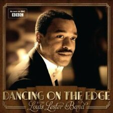 New: DANCING ON THE EDGE by The Louis Lester Band - CD - (BBC)