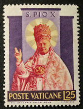 Timbre VATICAN Stamp - Yvert et Tellier n°201 n** (Cyn21)