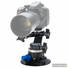 Professionell Autostativ Saugstativ Actioncam Vacuum Manfrotto Stativkopf  2691