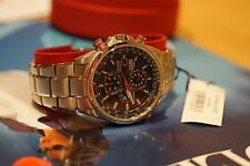 Citizen Red Arrows Men's Watch AT8060-50E. Eco-Drive. Atomic R/C. Brand new.